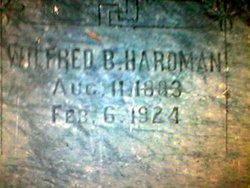 Wilfred B Hardman