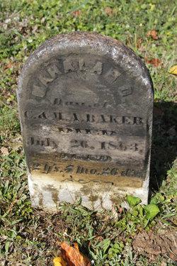 Mahala C. Baker