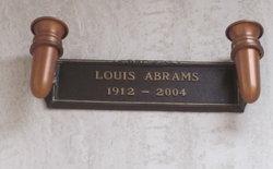 Louis Lou Abrams
