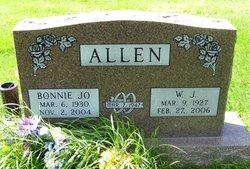 Bonnie Jo Allen