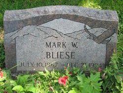 Mark Walter Bliese