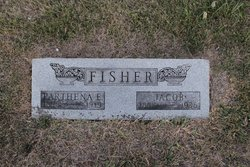 Parthena Ellen <i>Wilhite</i> Fisher