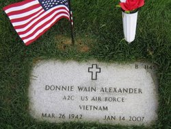 Donnie Wain Alexander