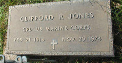 Clifford Raymond Jones