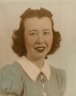 Ethel Alice Billie <i>Lamb</i> Brock
