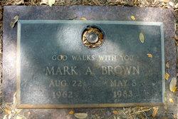 Mark Allan Brown