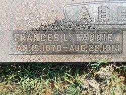 Frances L. <i>Eichelberger</i> Abbott