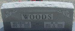 Mildred Jewel <i>Beckham</i> Woods