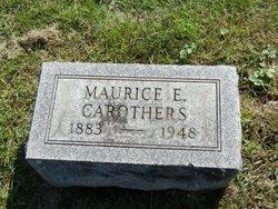 Maurice Edward Carothers