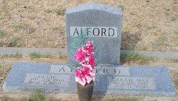 Sarah May <i>Barber</i> Alford