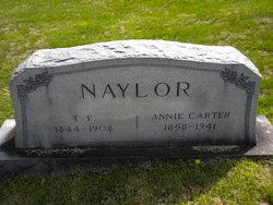 Annie <i>Carter</i> Naylor