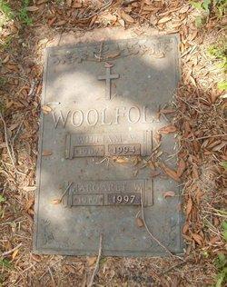 Margaret W Woolfolk