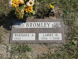 Larry O Bromley