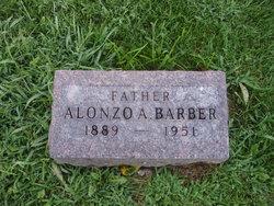 Alonzo Alfred Barber