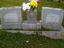 Charlie A Phillips