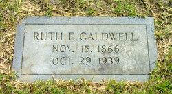 Ruth <i>Evans</i> Caldwell