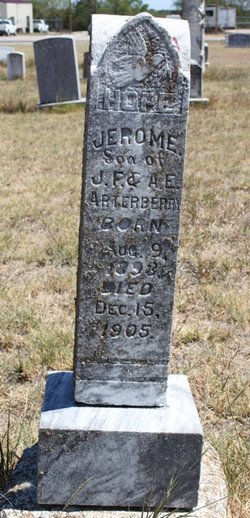 Jerome Arterberry