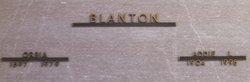 Addie L Blanton
