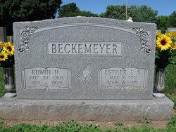 Esther L S Beckemeyer
