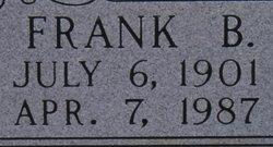 Frank B Anz