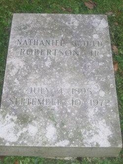 Nathaniel Gould Robertson, Jr