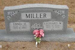 Emma Josephine <i>Hamilton</i> Miller