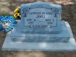 Laurence Richard James