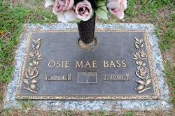 Osie Mae Bass