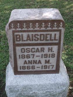 Oscar Herman Doc Blasdel