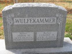 John H. Wulfekammer