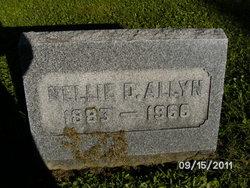 Nellie Augusta <i>Dean</i> Allyn