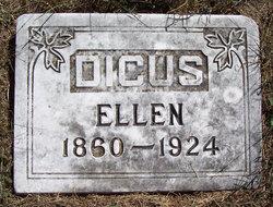 Ellen <i>Carmack</i> Dicus