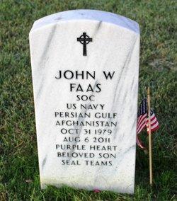 CPO John W. Faas