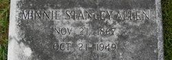 Minnie <i>Stanley</i> Allen