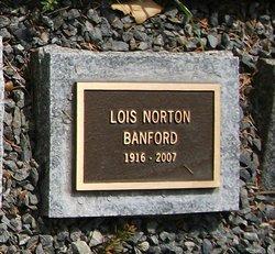 Lois <i>Norton</i> Banford