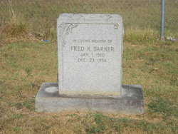 Fred Kelly Barker