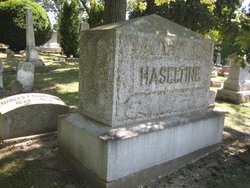 Charles Patrick Haseltine