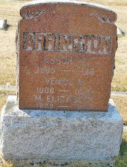 May Elizabeth Lizzie <i>Eaton</i> Arrington