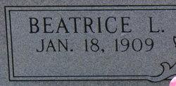 Beatrice L. Anz