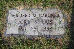 Nancy Mildred <i>Massengill</i> Gardner