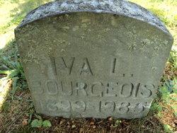 Iva L <i>Leland</i> Bourgeois