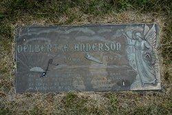 Delbert E Anderson