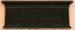 Grace M. <i>Hatch</i> Baker