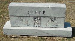 Alice L <i>Roberts</i> Stone