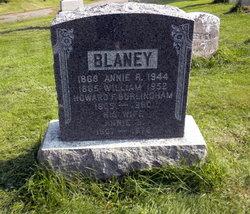 Annie R. <i>Burke</i> Blaney