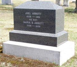 Maria Bragdon <i>Brown</i> Abbott