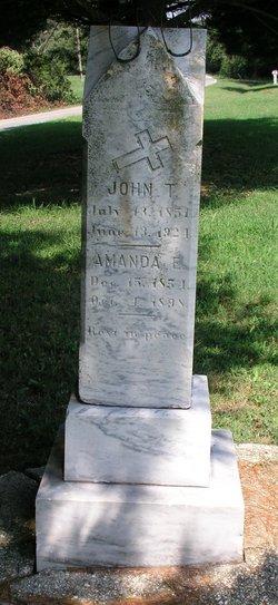 Amanda E <i>Kidwell</i> Herbert