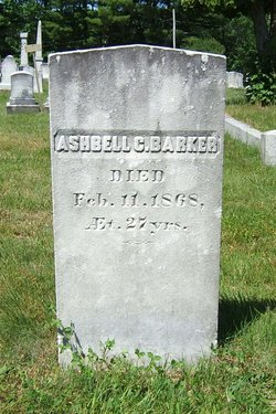 Ashbell C Barker