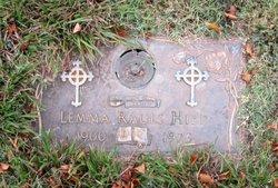 Lemma <i>Moody</i> Rauls Hipp
