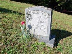 Joseph P Burke